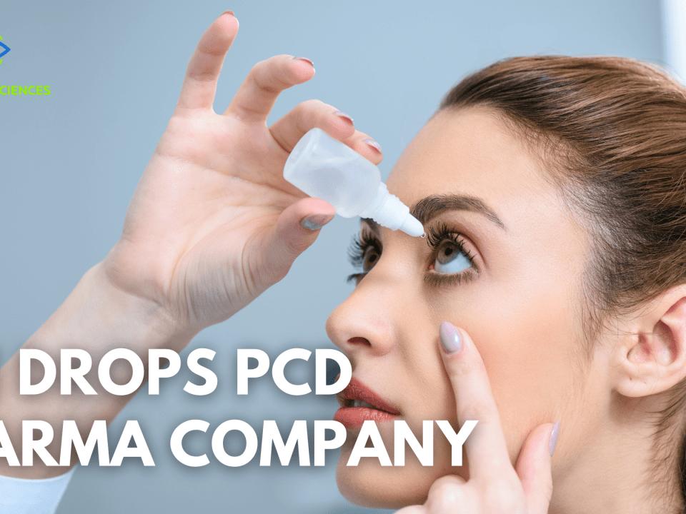 Eye Drops PCD Pharma Company in Kerala