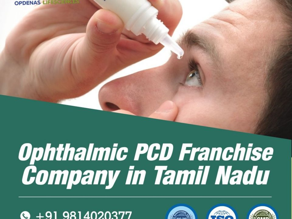 Ophthalmic PCD Franchise Company in Tamil Nadu