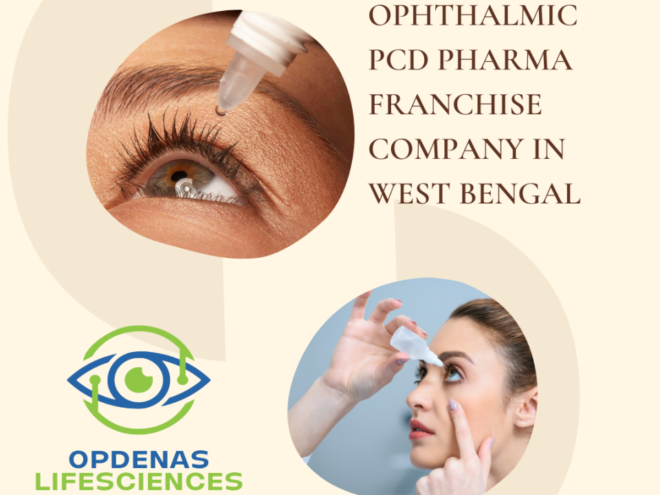 Ophthalmic PCD Pharma Franchise Company in West Bengal