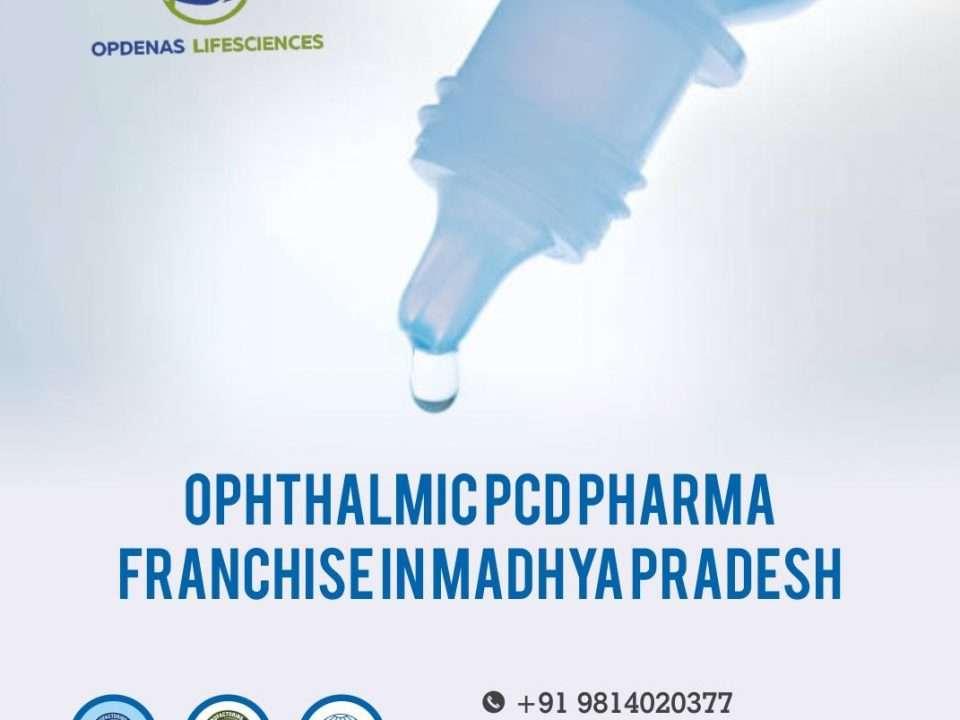 Ophthalmic PCD Pharma Franchise in Madhya Pradesh