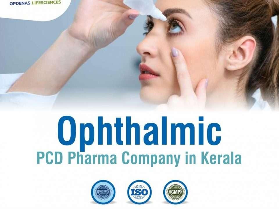 Ophthalmic PCD Pharma Company in Kerala