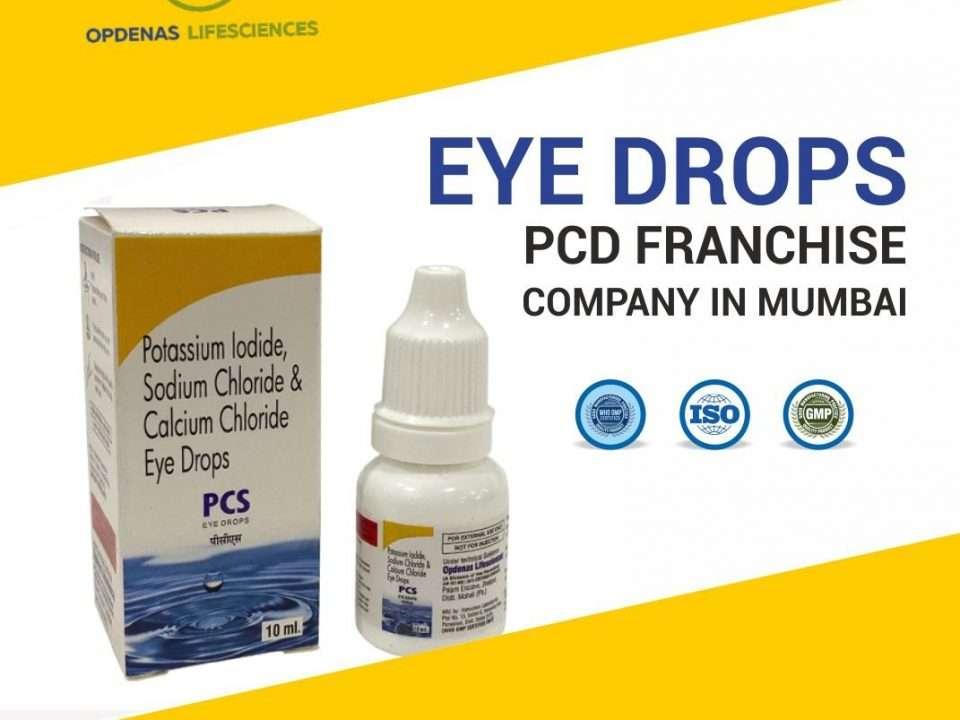 Eye Drops PCD Franchise Company in Mumbai
