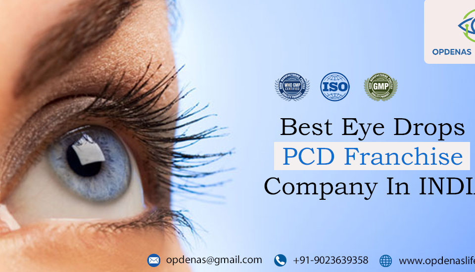 Best Eye Drops PCD Franchise Company In India