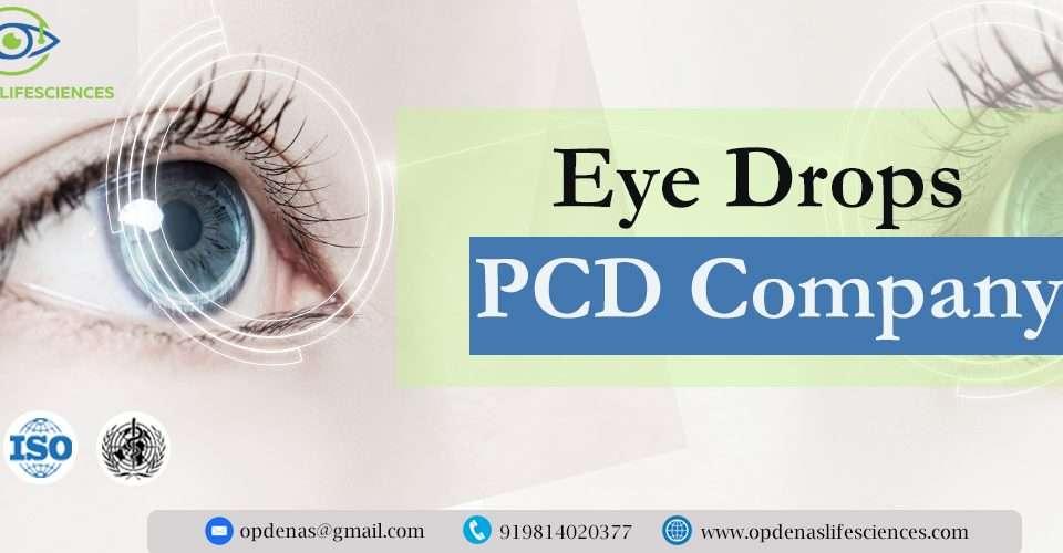 Eye Drops PCD Company
