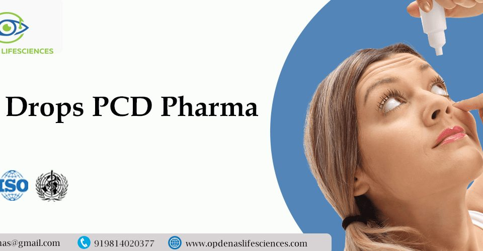 Eye Drops PCD Pharma