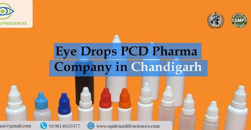 Eye Drops PCD Pharma Company in Chandigarh