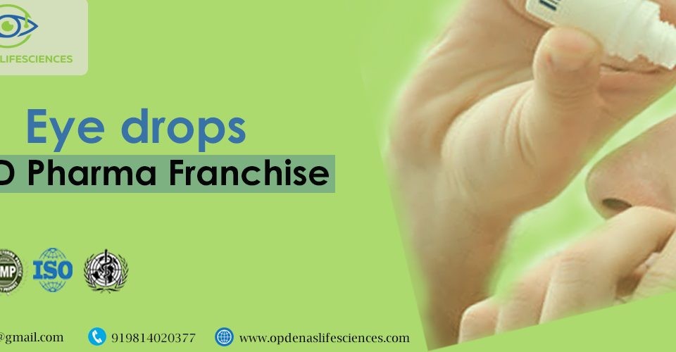 Eye drops PCD Pharma Franchise