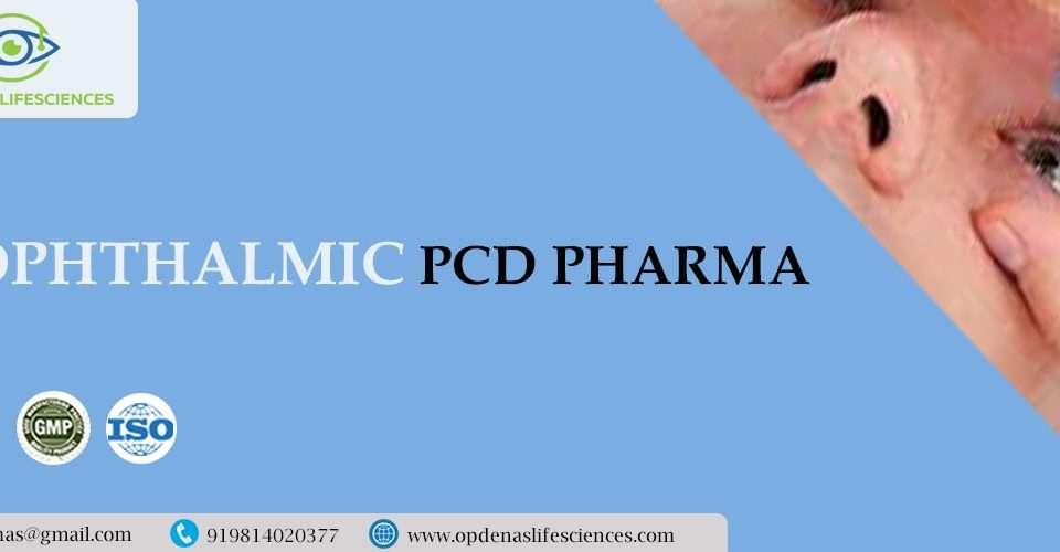 Ophthalmic PCD Pharma