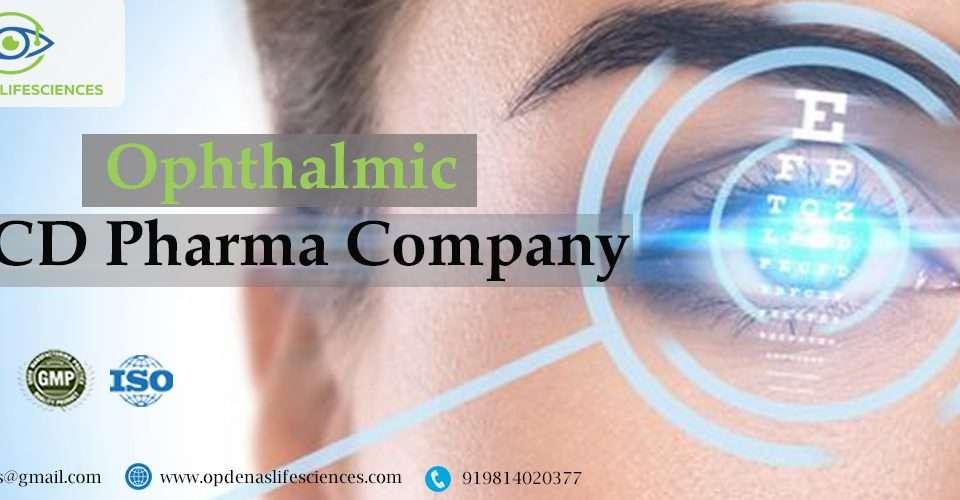 Ophthalmic PCD Pharma Company
