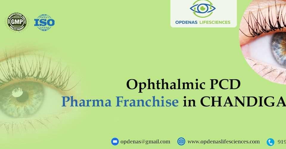 Ophthalmic PCD Pharma Company in Chandigarh