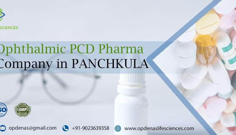 Ophthalmic PCD Pharma Company in Panchkula