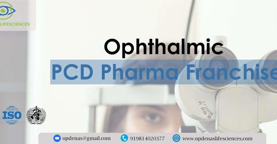 Ophthalmic PCD Pharma Franchise