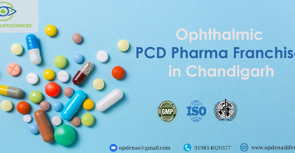 Ophthalmic PCD Pharma Franchise in Chandigarh