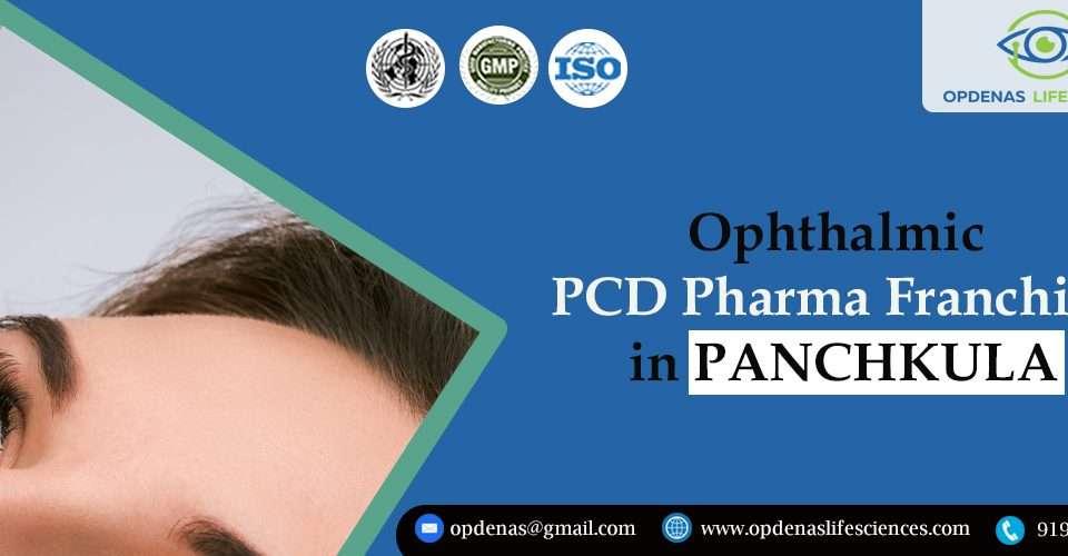 Ophthalmic PCD Pharma Franchise in Panchkula